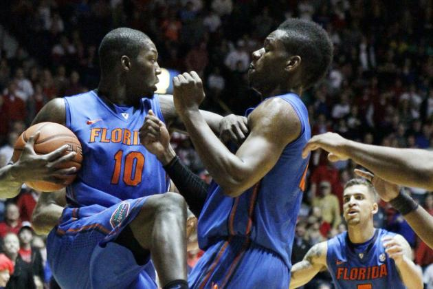 Florida Edges Vanderbilt 57-54, Clinches Share of SEC Regular-Season Title