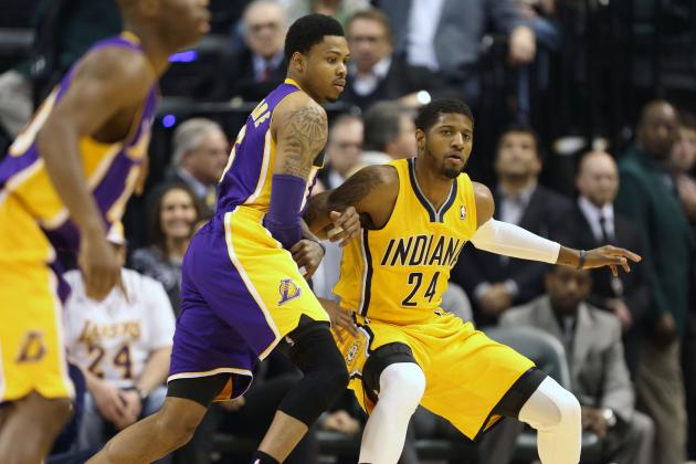 Los Angeles Lakers vs. Indiana Pacers: Postgame Grades and Analysis