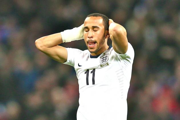 The Mystery of Andros Townsend's Slump Is Worrying for England and Spurs
