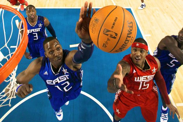 Report: Dwight Howard Privately Advising Carmelo Anthony on Upcoming Free Agency