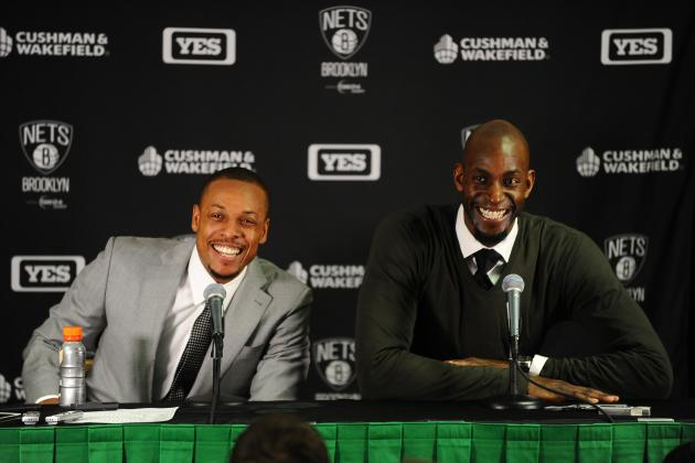 How Much Do Kevin Garnett and Paul Pierce Have Left in the Tank?