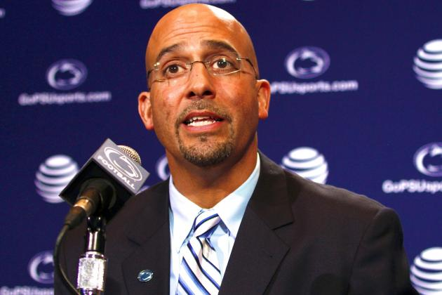 Penn State Football: Realistic Expectations for James Franklin in 2014