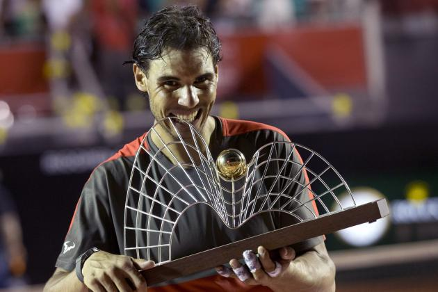 Breaking Down Rafael Nadal's Title Run at the 2014 Rio Open