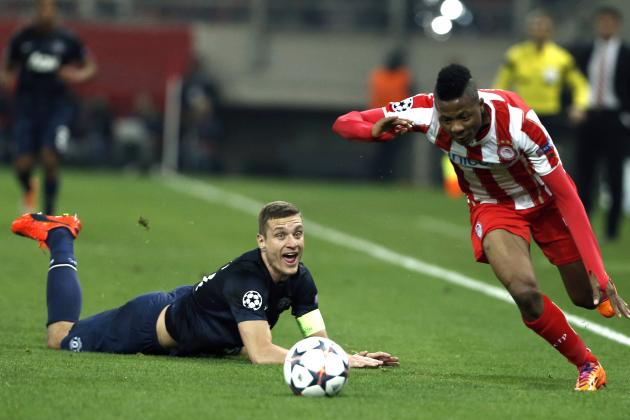 Manchester United: Examining Their Lifeless Performance vs. Olympiacos
