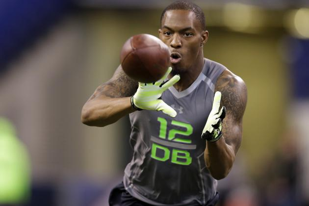 Updating Green Bay Packers' 1st-Round Big Board Post-Combine