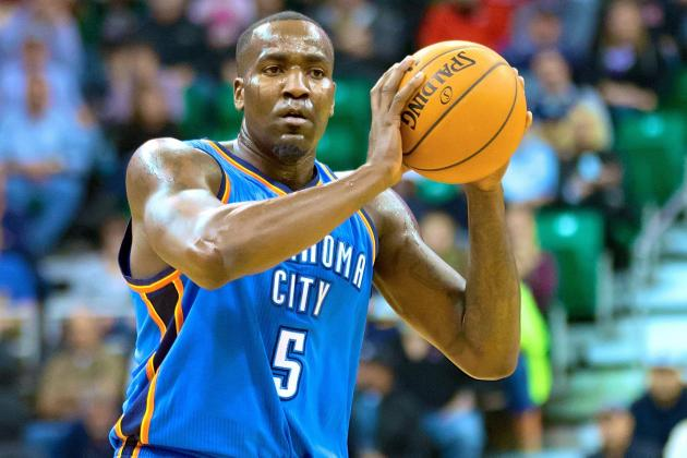 Why Kendrick Perkins' Injury Could Be Blessing in Disguise for OKC Thunder