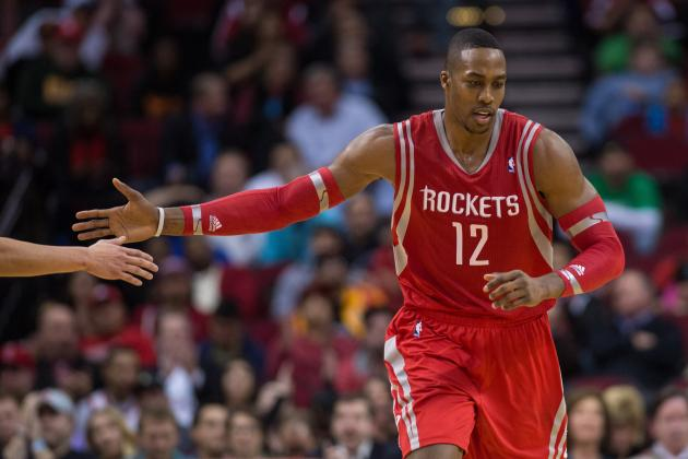 Dwight Howard Injury: Updates on Rockets Star's Thigh and Return