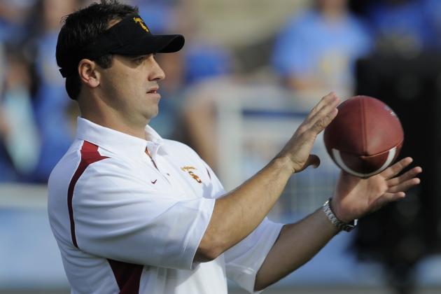 USC Football: Blueprint to Steve Sarkisian's Perfect Offseason