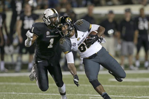Kenny Ladler NFL Draft 2014: Highlights, Scouting Report and More