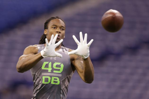 Stellar Combine Cements Bradley Roby as 1st-Round Lock in 2014 NFL Draft