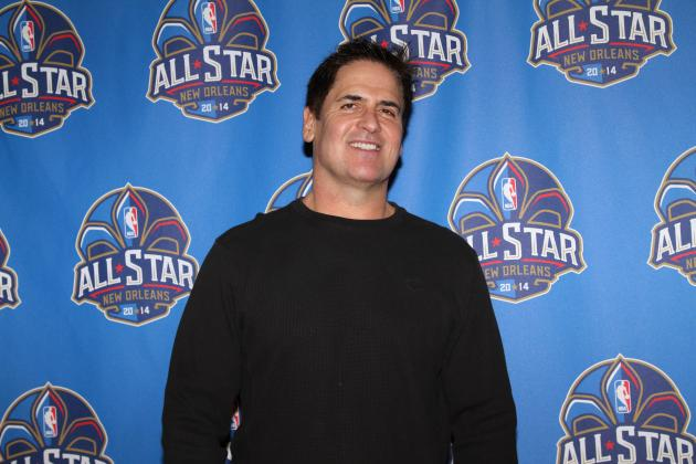 Mark Cuban Discusses Gay Athletes in Sports on CNN's Piers Morgan Live