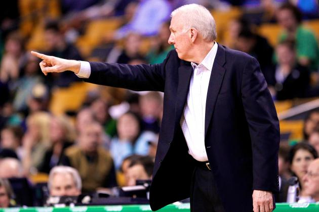 Why 2013-14 San Antonio Spurs Could Be Gregg Popovich's Best Coaching Job Yet