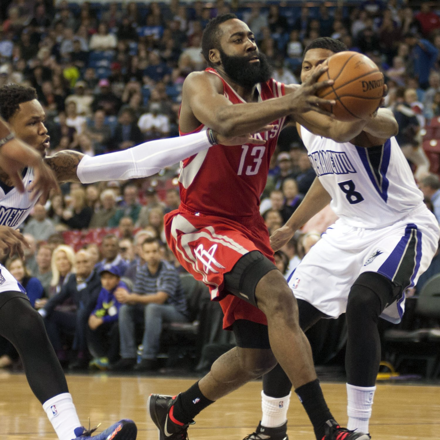 James Harden Injury Report: James Harden Drops 43 Points In 3 Quarters As Rockets Win