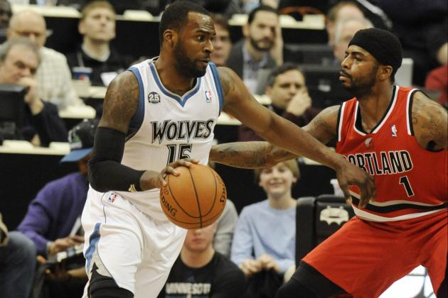 Can Shabazz Muhammad Spark the Minnesota Timberwolves into the Playoffs?