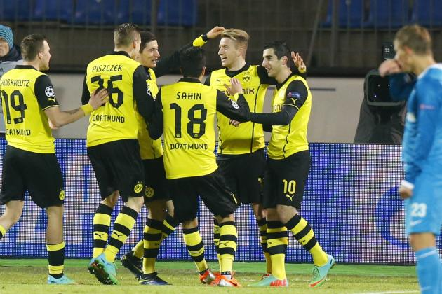 What We Learned from Borussia Dortmund's Win at Zenit St. Petersburg