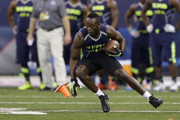 Breaking Down De'Anthony Thomas and His 2014 Draft Prospects