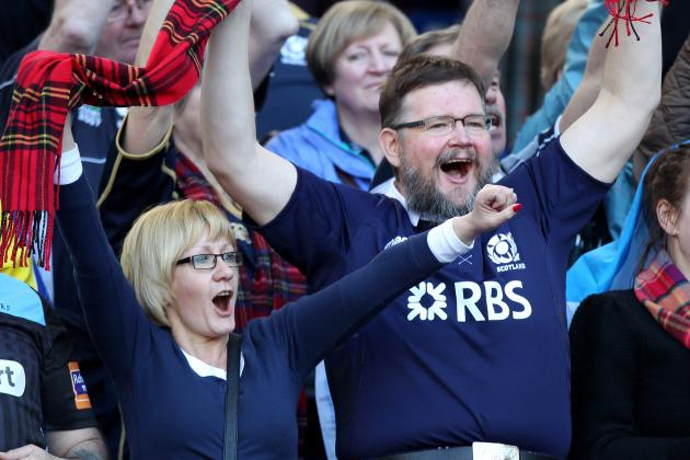 Scotland vs. France: Live Six Nations Odds