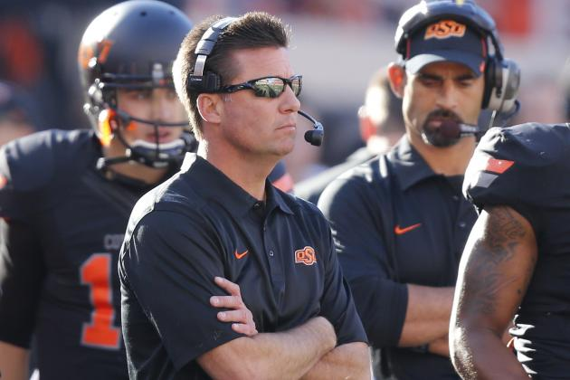 Can Mike Gundy Reach His Goals at Oklahoma State?