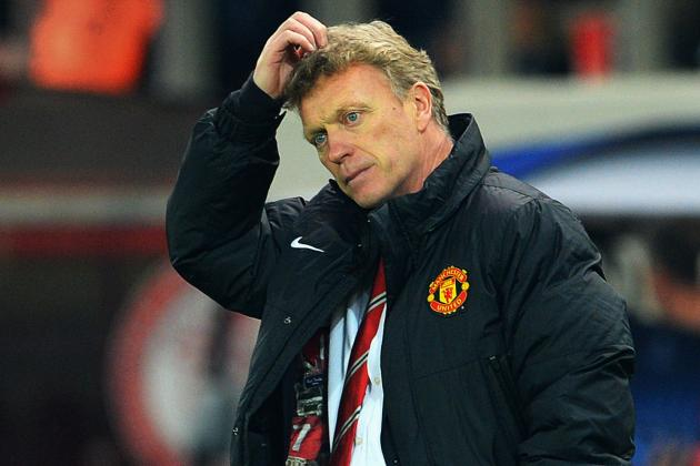 David Moyes Fumes at Manchester United, Blames Himself for Olympiakos Loss
