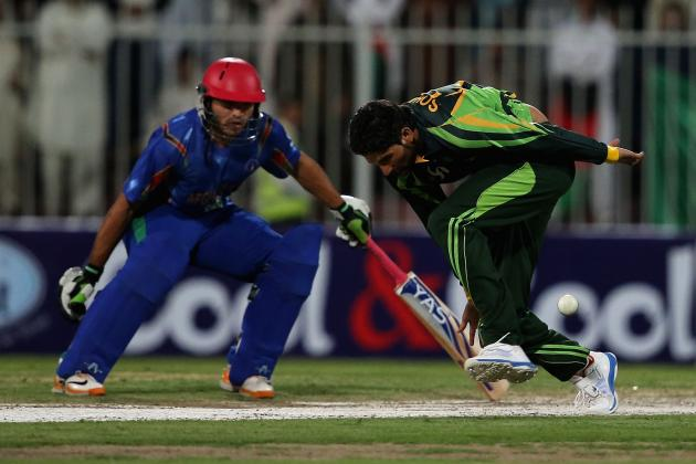 Afghanistan vs. Pakistan Asia Cup ODI: Date, Time, Live Stream, TV Info, Preview