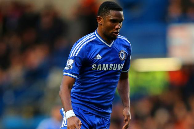 Samuel Eto'o 'Very Annoyed' at Jose Mourinho's Embarrassing Chelsea Criticisms