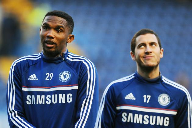 Ex-Girlfriend of Samuel Eto'o Says Chelsea Striker Is 39