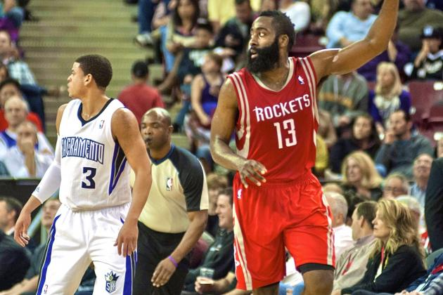 How James Harden Changed Before Our Very Eyes