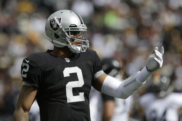 Oakland Raiders' Future at QB Wisely Doesn't Include Terrelle Pryor
