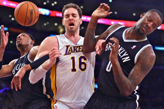 Pau Gasol, Los Angeles Lakers Both Ready to Part Ways After Turbulent Season