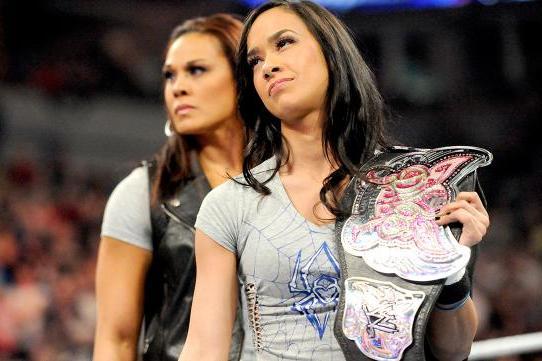 Ranking AJ Lee Against the WWE's Greatest-Ever Divas