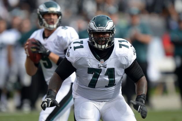 Jason Peters Agrees to 5-Year, $51.3 Million Contract with Philadelphia Eagles