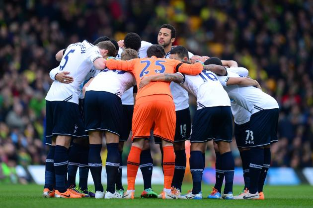Europa League: How Tottenham Hotspur Will Line Up Against Dnipro