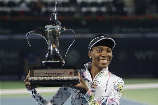 5 Takeaways from the Dubai Duty Free Tennis Championships
