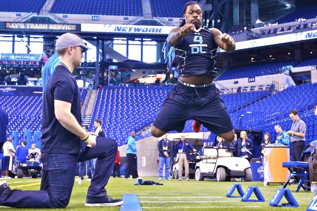Ten-Point Stance: Mike Freeman's NFL Notebook After the Scouting Combine
