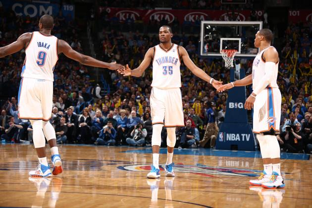 Thunder, Knicks Reportedly Have Top 2nd-Half Median NBA Ticket Price