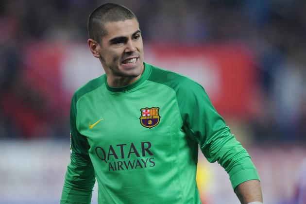 Why Liverpool Don't Need Barcelona Goalkeeper Victor Valdes