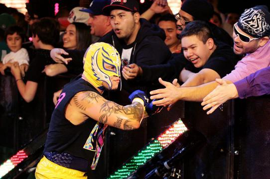 Update on Rey Mysterio's Future with the WWE