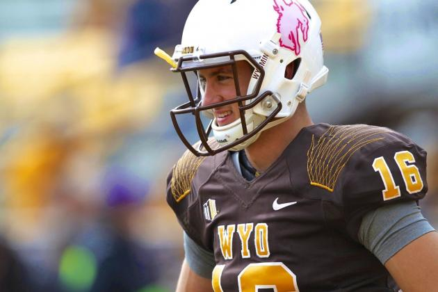 2014 NFL Draft: Wyoming QB Brett Smith Sees Beyond the Doubters