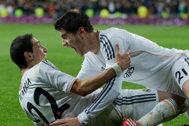 Exclusive: Real Madrid Striker Alvaro Morata Agrees to Permanent Arsenal Move