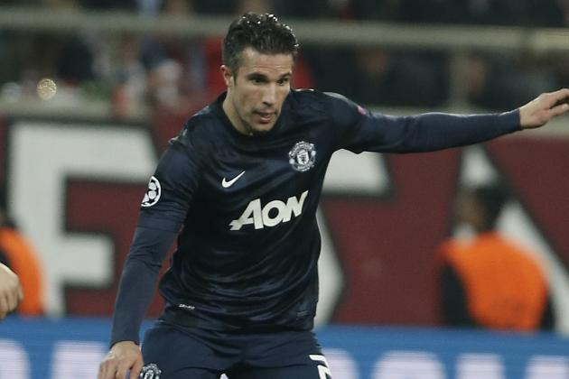 Robin van Persie Criticises Manchester United Teammates After Olympiakos Defeat