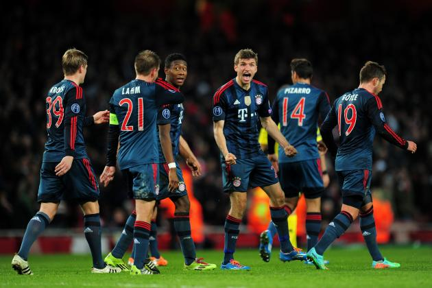 Champions League 2014 Round of 16: Predicting Quarterfinalists After First Leg
