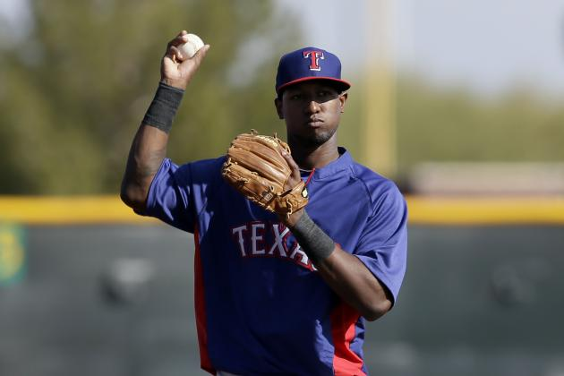 Injuries: Jurickson Profar Is Throwing Again