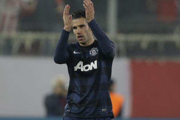 Robin Van Persie's Comments Hint at Deeper Discontent at Manchester United