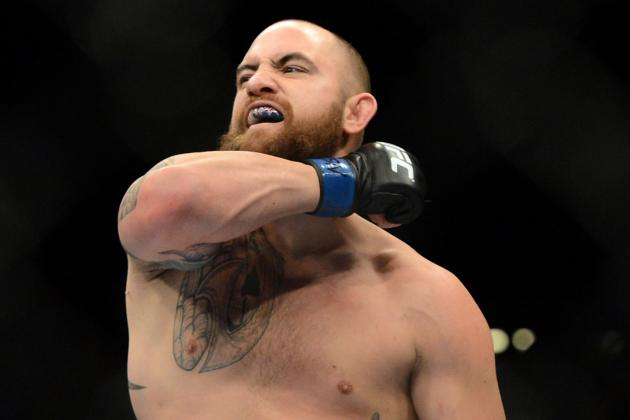 Travis Browne Has Low Testosterone but Rejects TRT, Says It's Cheating