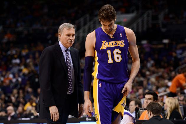 Pau Gasol Is Exactly Right to Rip Mike D'Antoni, LA Lakers for Selfish Play