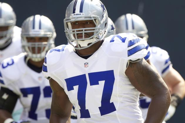 Tyron Smith Will Cash in Big Time