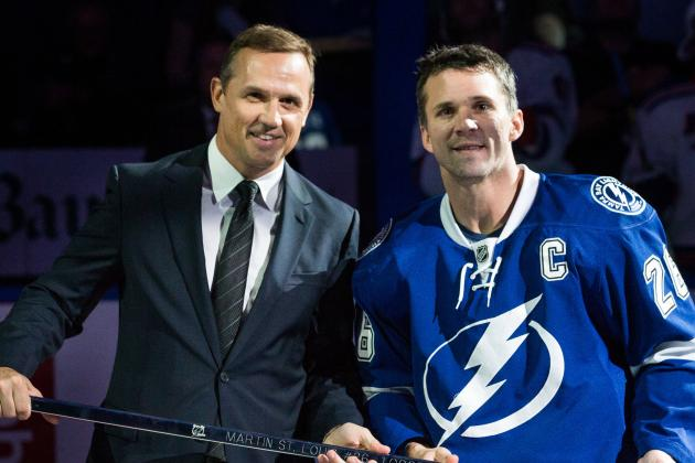 St. Louis, Lightning, Discuss Future with Team