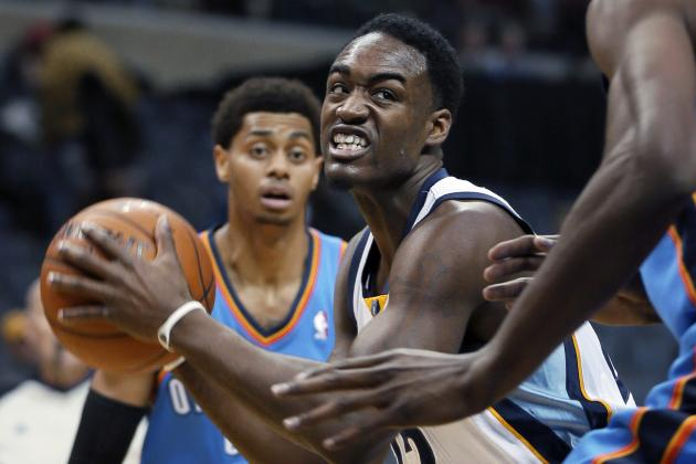 Grizzlies Re-Assign Franklin to D-League