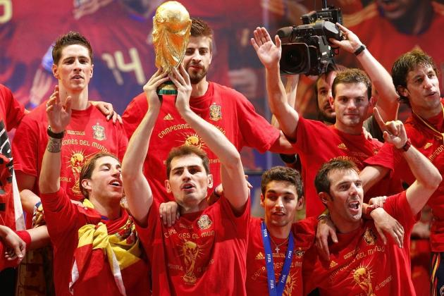 Why the World Cup Will Always Be Bigger Than the Champions League