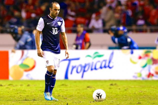 Expectations for USMNT's Landon Donovan in His Last World Cup Appearance